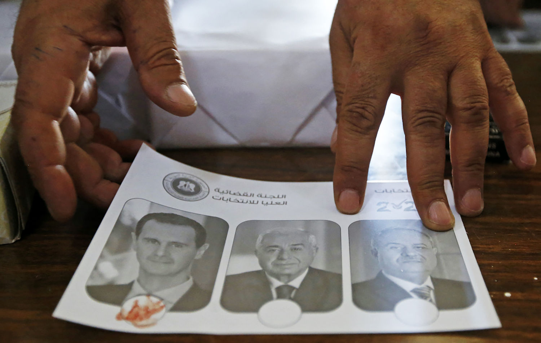 خيالات عن الانتخابات يتجاهلها المارة